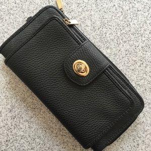 Icing Black Wallet